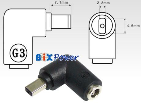 Connector Plug Tip - G3