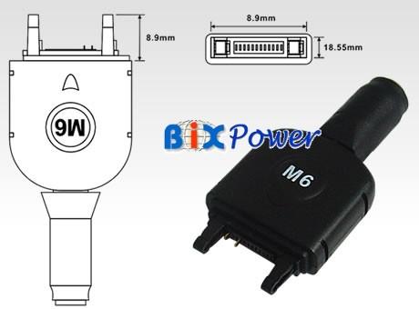 Connector Plug Tip - M6